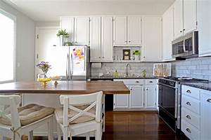 ikea kitchen island Kitchen Contemporary with boiling