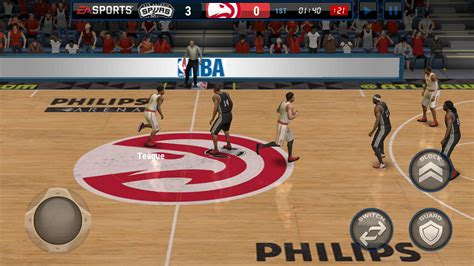 nba live scores mobile review nba live mobile shows great promise in rookie