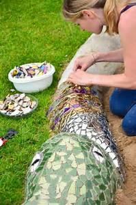 Vorhänge Selber Machen : die besten 17 ideen zu mosaikgarten auf pinterest mosaik gartenkunst mosaikwand und mosaik ~ Sanjose-hotels-ca.com Haus und Dekorationen