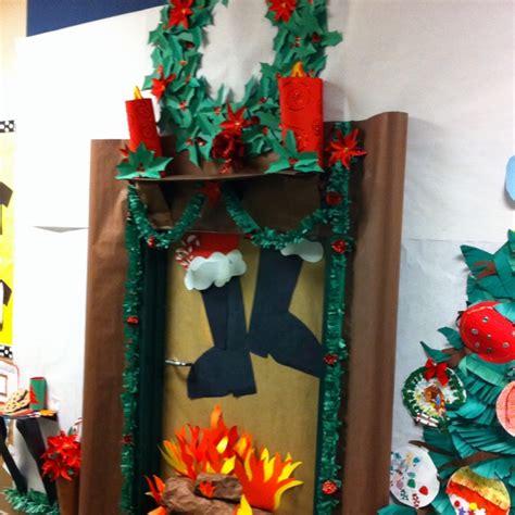 christmas class door decoration ideas