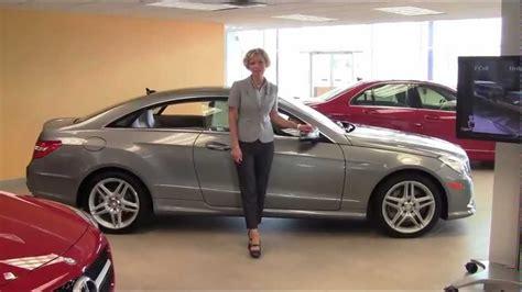 We have 5 2013 description: The New 2013 Mercedes Benz E550 Coupe Feldmann Imports Bloomington MN New Walk Around - YouTube