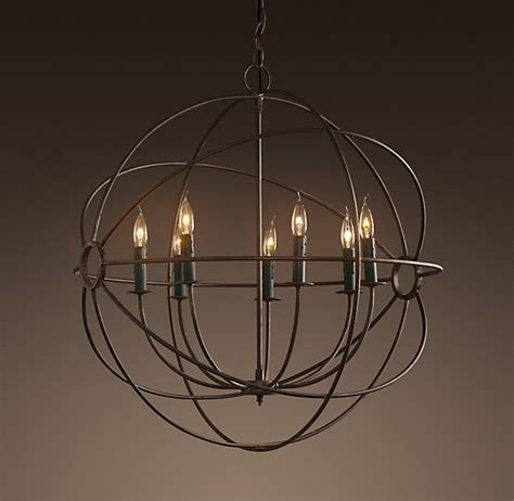 restoration hardware lights light this thing up house updated