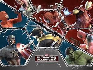 Marvel Ultimate Alliance 2 Characters