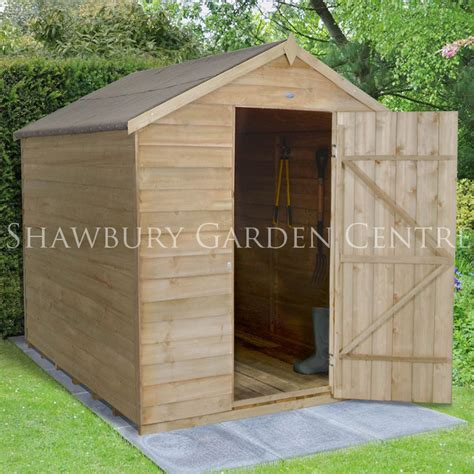 6x8 Wooden Shed Kit by 100 6x8 Wood Garden Shed 6x8 Small Garden Shed