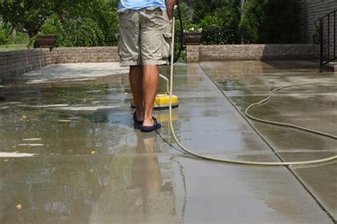 how to clean concrete bob vila