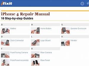 Ifixit Posts Iphone 4 Repair Manual