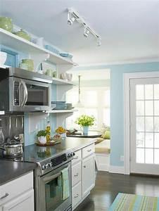 Küchen Farben Trend : 55 wundersch ne ideen f r k chen farben stil und klasse ~ Markanthonyermac.com Haus und Dekorationen