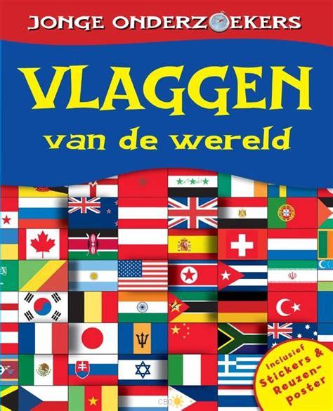 bol vlaggen de wereld stickers poster kirsty