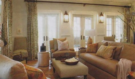 Earth Tone Living Room Decorating Ideas