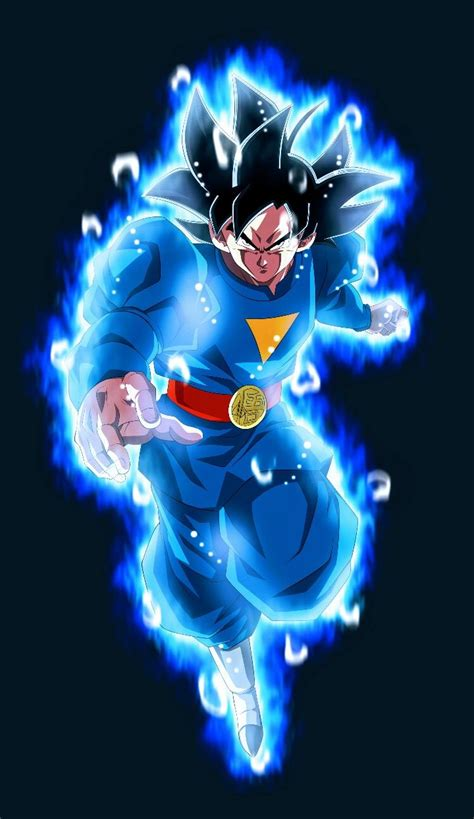 grand priest goku ultra instinct dragon ball super