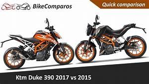 Duke 390 2017 : duke 390 2017 vs 2015 comparison review youtube ~ Medecine-chirurgie-esthetiques.com Avis de Voitures