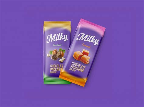 So, you are welcome to use it the way you wish. Free Premium Download: Chocolate Bar Wrapping Mockup ...