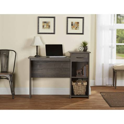 Mainstays Student Desk Finishes White by Mainstays Student Desk Finishes Whitevan