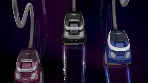 Panasonic Bagless Cocolo+ Vacuum Cleaner Overview (mc