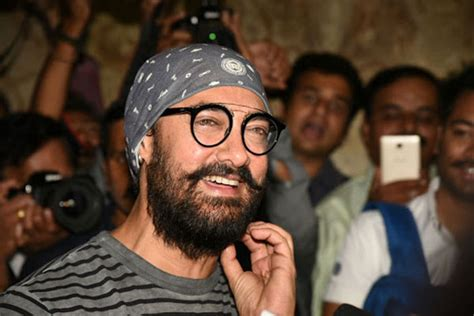 Aamir Khan Reveals His Look From Thugs Of Hindostan View