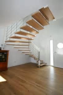 Epaisseur Marche Escalier Suspendu by 238 Le Boedic Suspendu Escalier Moderne