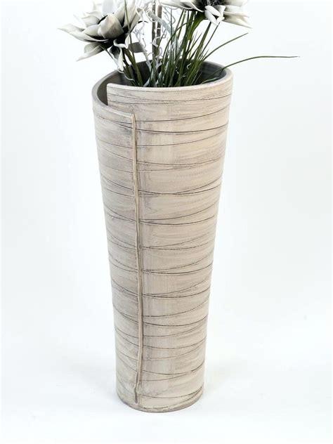 deko vasen weiß deko vasen amaris elements 3er set baumwolle kaufen im borono shop glasvasen dekoration