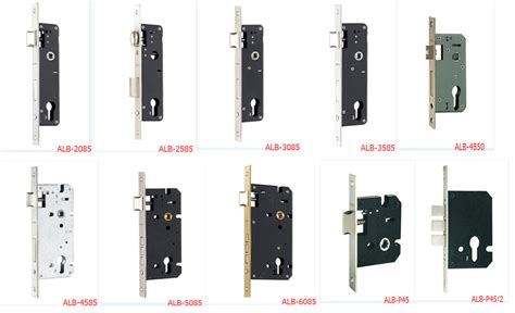 Door Knob Latch Types