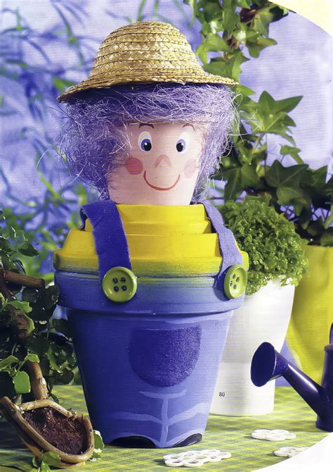 clay flower pot crafts  cute designs  painting ideas