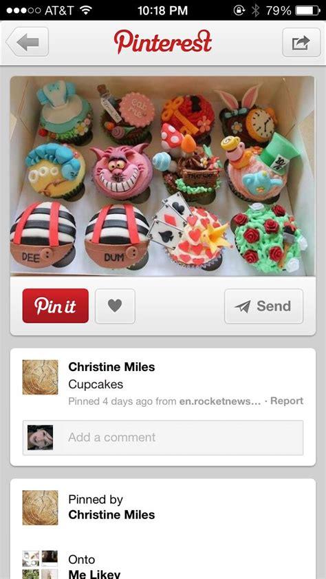 Alice in wonderland cupcake recipe. Alice in Wonderland Cupcakes   Alice in wonderland ...
