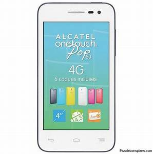 Smartphone Alcatel One Touch Pop S3 + 5 coques pour 54.60 ...