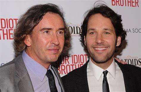 'Ant-Man' Paul Rudd & 'Minions' Steve Coogan Gets Married ...