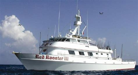 Red Boats Schedule by Fishing Basics