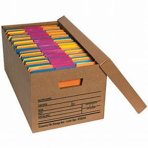letter size economy file storage boxes with lids box of 12 With letter size storage boxes with lids