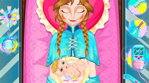 Anna Frozen Pregnant - Free Online Girls Game at horse ...