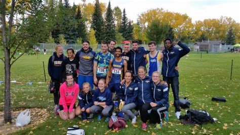 thunder cross country teams earn matching place finishes