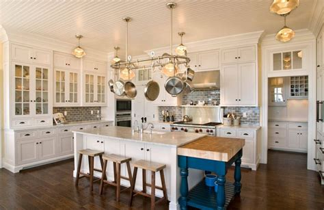 colorful kitchen islands colorful kitchen island extension home decorating trends homedit