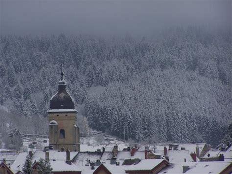 le bureau pontarlier pontarlier sous la neige les couleurs du doubs