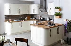 B Q Kitchen Ideas It Santini Gloss Slab Diy At B Q