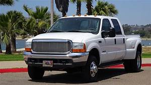 2000 Ford F350 Dually Short Bed 7 3l Diesel 4x4 4wd Crew