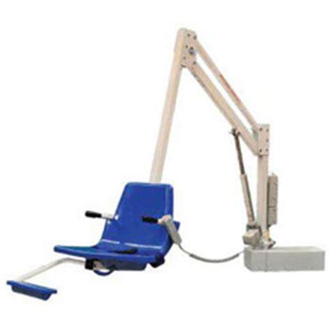 ada compliant swimming pools chair lift handicap