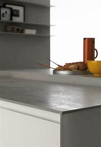 Zampieri glasstone kitchen with pearl oxide laminam for Top cucine laminam