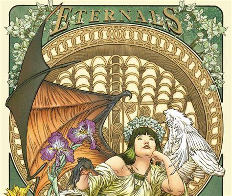Eternals (2021) #1 (Variant) | Comic Issues | Marvel