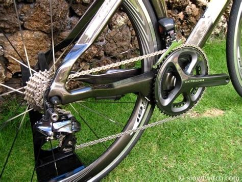 a review of shimano ultegra 6870 di2 and the r785 brakes slowtwitch com