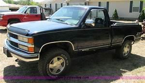 1994 Chevrolet Silverado 1500 Z71 Off