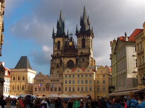 Church Of Our Lady Before Tyn Prague Stay