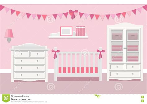 white home interior design baby room clipart cliparts galleries