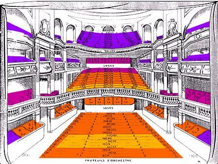 plan de salle theatre antoine theatre antoine plan de salle 28 images articles de linerenaud tagg 233 s quot th 233 226