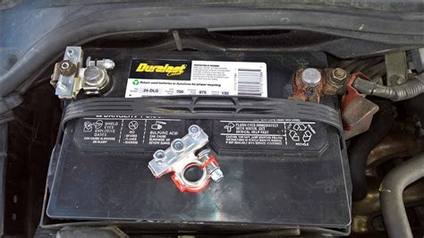 small engine repair training 2002 lexus rx auto manual 12v positive negative battery terminals connectors replacement lexus is youtube