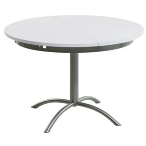 tables de cuisine rondes tables cuisine ronde pied central cuisine comparer les