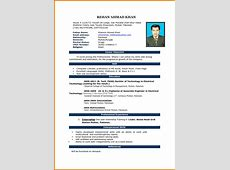 Download New Resume Format Resume Ideas