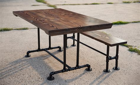 industrial kitchen table 5ft industrial style farmhouse table farmhouse dining table