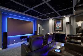Home Theater Designs by Pretty Palliser In Home Theater Contemporary With Sci Fi Next To Home Theatre