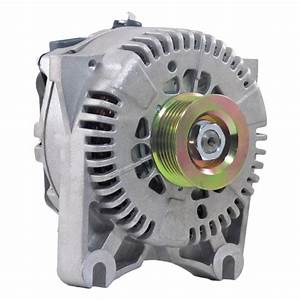 NEW ALTERNATOR FITS FORD CROWN VICTORIA LINCOLN MARK SERIES 1996-1997 FORD MUSTANG CROWN ...