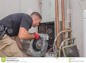 Hvac Technician Stock Photos