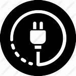 Charge Icon Icons Premium Powerplug Electricity 512px